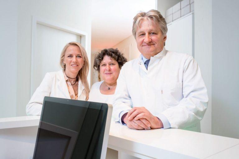 Ästhetische Chirurgie - Team