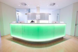 Ästhetisch Plastische Chirurgie München Eingangsbereich