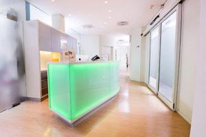 Ästhetisch Plastische Chirurgie München Empfang