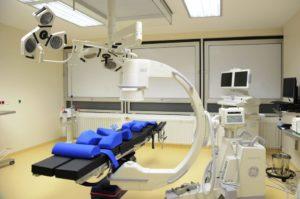 Ästhetisch Plastische Chirurgie München Operationsraum