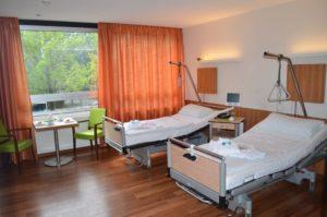 Ästhetisch Plastische Chirurgie München Patientenzimmer